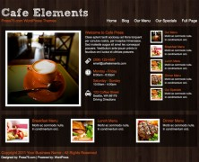Cafe Elements