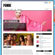Themify releases new Funki theme