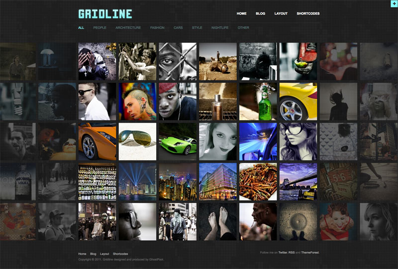 Gridline