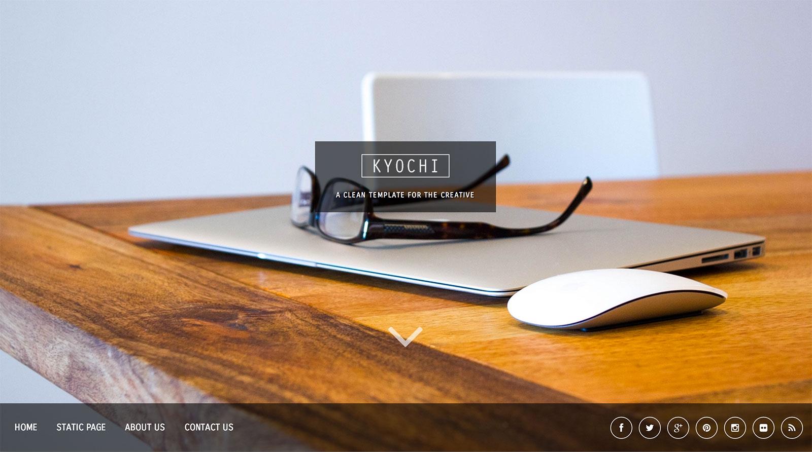 Kyochi theme